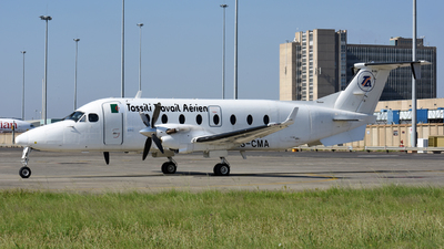 ZS-CMA - Beech 1900D - Tassili Airlines