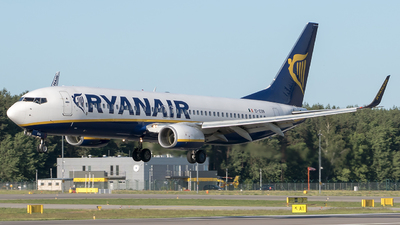 EI-ESN - Boeing 737-8AS - Ryanair