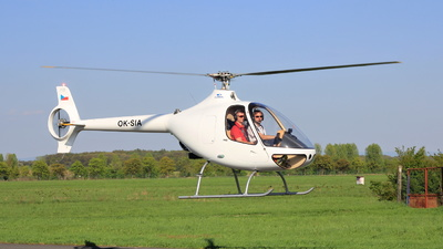 OK-SIA - Guimbal Cabri G2 - LION Helicopters
