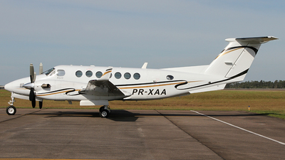 PR-XAA - Beechcraft B300C King Air 350C - Private