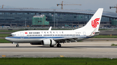 B-5217 - Boeing 737-79L - Air China