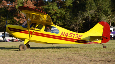 N4513E - Aeronca 7DC Champion - Private