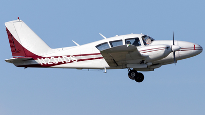 N234DS - Piper PA-23-250 Aztec C - Private