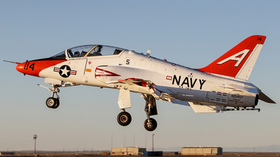 165457 - McDonnell Douglas T-45C Goshawk - United States - US Navy (USN)