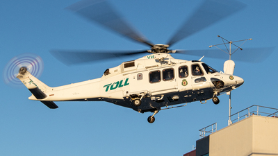 VH-TJF - Agusta-Westland AW-139 - Toll Helicopters NSW Pty Ltd