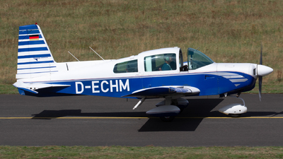D-ECHM - Grumman American AA-5 Traveler - Private