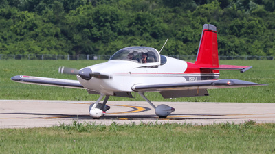 N991JL - Vans RV-7 - Private