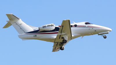 ZK-PHN - Embraer 500 Phenom 100 - Private