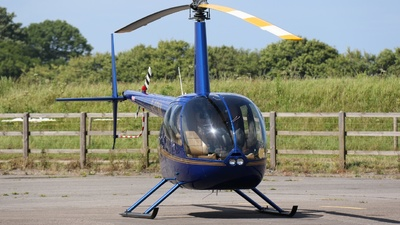 A picture of GOTNA - Robinson R44 Raven II - [11092] - © ian simpson