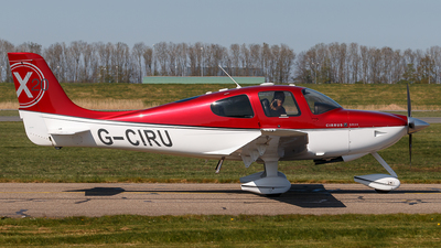 G-CIRU - Cirrus SR20 - Private