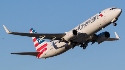 A picture of N918AN - Boeing 737823 - American Airlines - © Positive Rate Photography