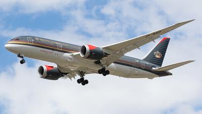 JY-BAH - Boeing 787-8 Dreamliner - Royal Jordanian
