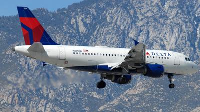 A picture of N359NB - Airbus A319114 - Delta Air Lines - © Jason Whitebird