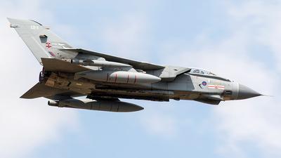 ZA607 - Panavia Tornado GR.4 - United Kingdom - Royal Air Force (RAF)