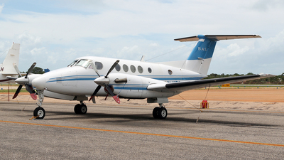 VH-MSM - Beechcraft B200 Super King Air - Broome Air Services