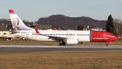 LN-DYE - Boeing 737-8JP - Norwegian
