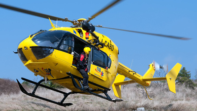 A picture of ICABO - Airbus Helicopters H145 - [9205] - © Varani Ennio
