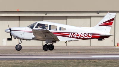 N47965 - Piper PA-28-181 Archer II - Private