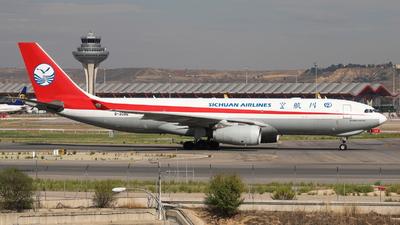 A picture of B308Q - Airbus A330243F - Sichuan Airlines - © Guille Gª del Alamo
