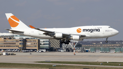 TF-AMR - Boeing 747-45E(BDSF) - Magma Aviation (Air Atlanta Icelandic)
