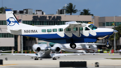 N861MA - Cessna 208B Grand Caravan - Tropic Ocean Airways