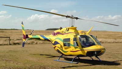 VH-BHV - Bell 206B JetRanger II - Barossa Helicopters