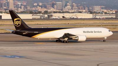 N370UP - Boeing 767-34AF(ER) - United Parcel Service (UPS)