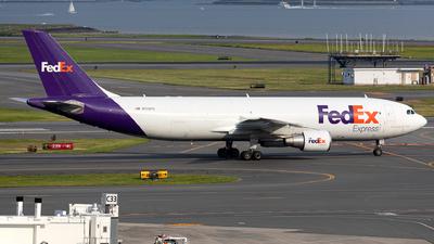 A picture of N725FD - Airbus A300B4622R(F) - FedEx - © OCFLT_OMGcat