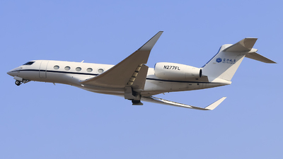 N277FL - Gulfstream G650 - Private