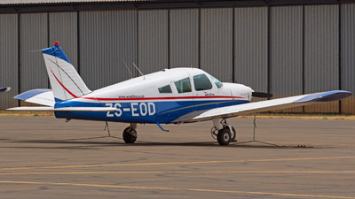 ZS-EOD - Piper PA-28-180 Cherokee C - Westline Aviation