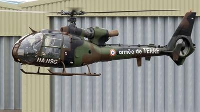 HA-HSG - Aérospatiale SA 342M Gazelle - Private