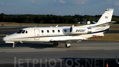 N45NF - Cessna 560XL Citation XLS - Private