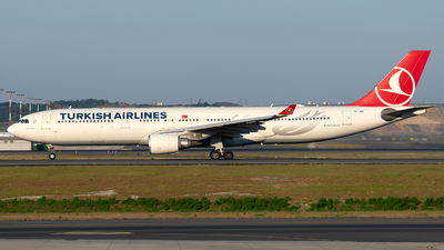 A picture of TCJNS - Airbus A330303 - Turkish Airlines - © Kuzey Alan