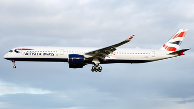 A picture of FWZNR - Airbus A350 - Airbus - © DN280