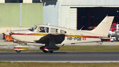A picture of HBPQB - Piper PA28181 - [2890073] - © jeremy denton