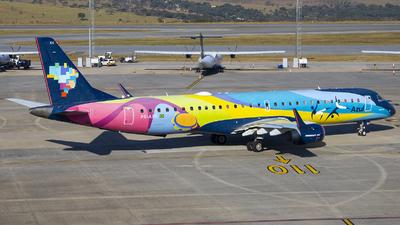 A picture of PRAXH - Embraer E195AR - Azul Linhas Aereas - © gabriel_aqa