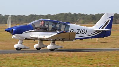 G-ZIGI  - Robin DR400/180 Régent - Private