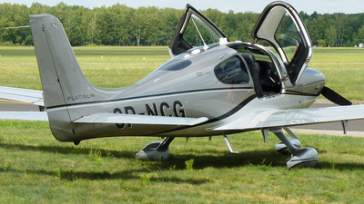 SP-NCG - Cirrus SR22T-GTS - Private