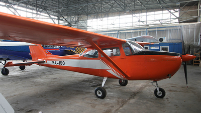 HA-JDO - Cessna 172D Skyhawk - Private