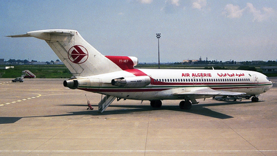 7T-VET - Boeing 727-2D6(Adv) - Air Algérie