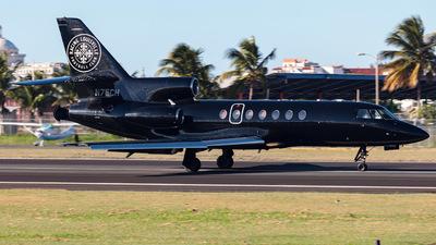 N75CH - Dassault Falcon 50 - Private