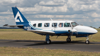 VH-MZF - Piper PA-31-350 Chieftain - Air Link