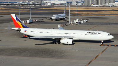 RP-C8780 - Airbus A330-343 - Philippine Airlines