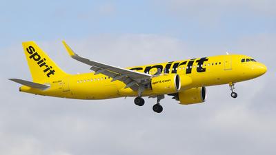 N934NK - Airbus A320-271N - Spirit Airlines