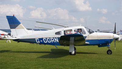 G-GGRN - Piper PA-28R-201 Arrow III - Private
