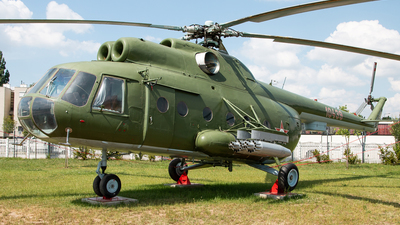 10439 - Mil Mi-8T Hip - Hungary - Air Force