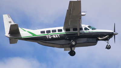 TG-NAT - Cessna 208B Grand Caravan - Private