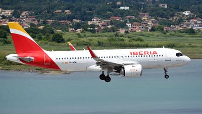 A picture of ECNCM - Airbus A320251N - Iberia - © Georgi Vatafov