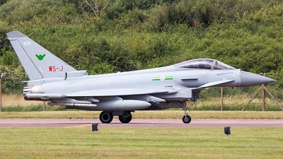 ZJ924 - Eurofighter Typhoon FGR.4 - United Kingdom - Royal Air Force (RAF)