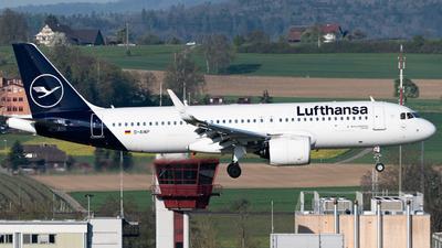 A picture of DAINP - Airbus A320271N - Lufthansa - © Christian Kruhl